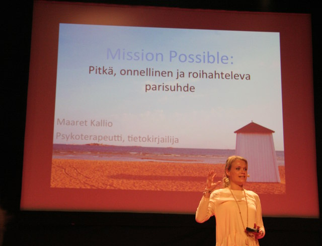 Mission Possible – parisuhde